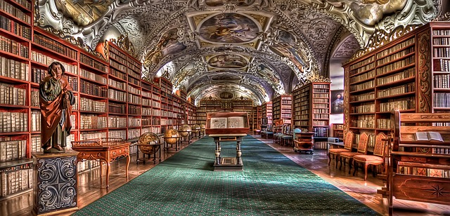 pražská knihovna
