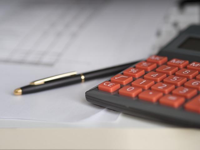 kalkulačka a propiska