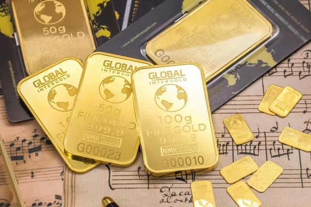zlaté desky